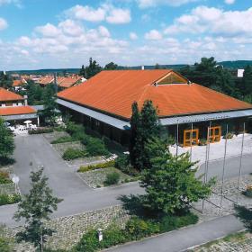 Luftaufnahme Karl-Diehl-Halle